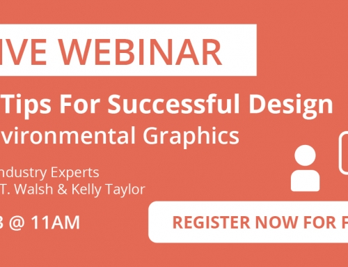 Free Live Webinar – Top Tips For Successful Design – April 3rd, 11am PST.