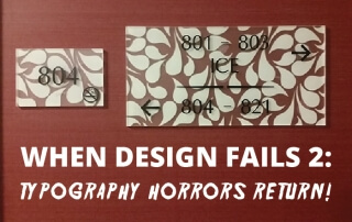 Design fails 2 Blog