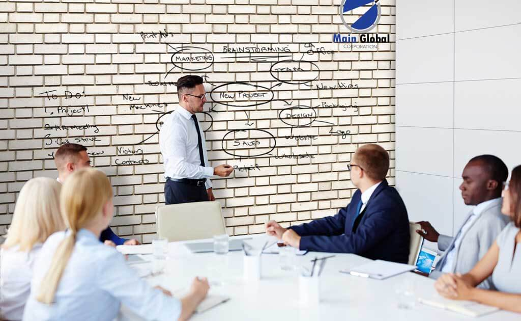 Yellow Brick zero ghosting writable wall covering
