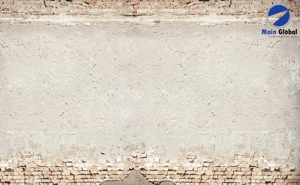 Brick Cement zero ghosting writable wall covering