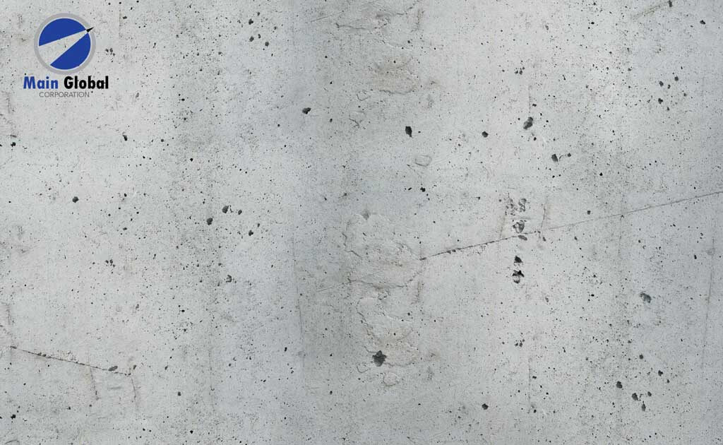 Surfaces-Concrete Holes zero ghosting writable wall covering