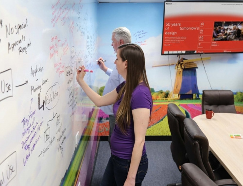PEERHATCH ANNOUNCES ISSUANCE OF US PATENT FOR LARGE FORMAT ERASABLE WRITABLE SURFACES
