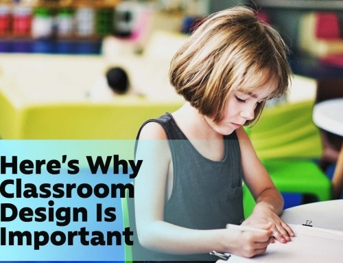 Here's Why Classroom Design Is Important