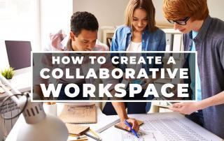 Title of blog - How to create a collaborate workspace